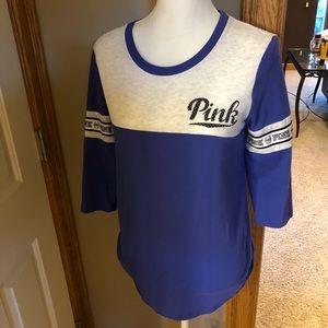 VS PINK 3/4 T-shirt. 💜